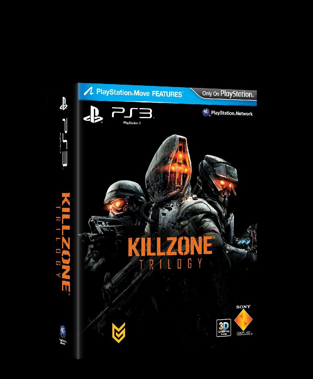 Trilogie série Killzone vyjde v říjnu 70061