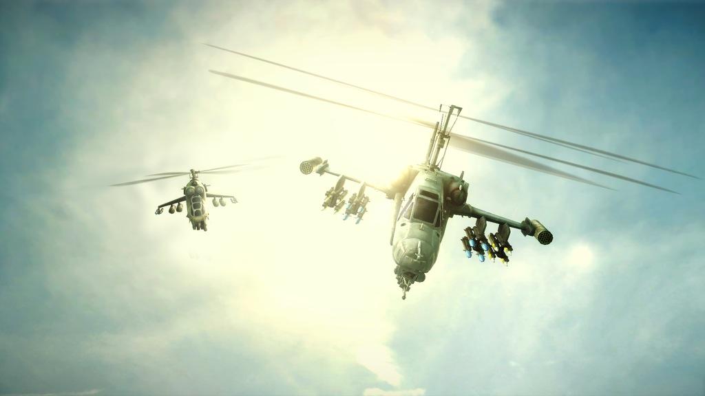 Ubisoft chystá akční hru s vrtulníky 70063