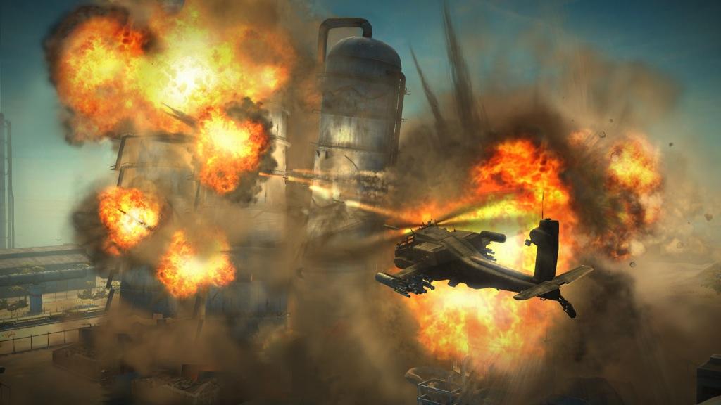 Ubisoft chystá akční hru s vrtulníky 70064