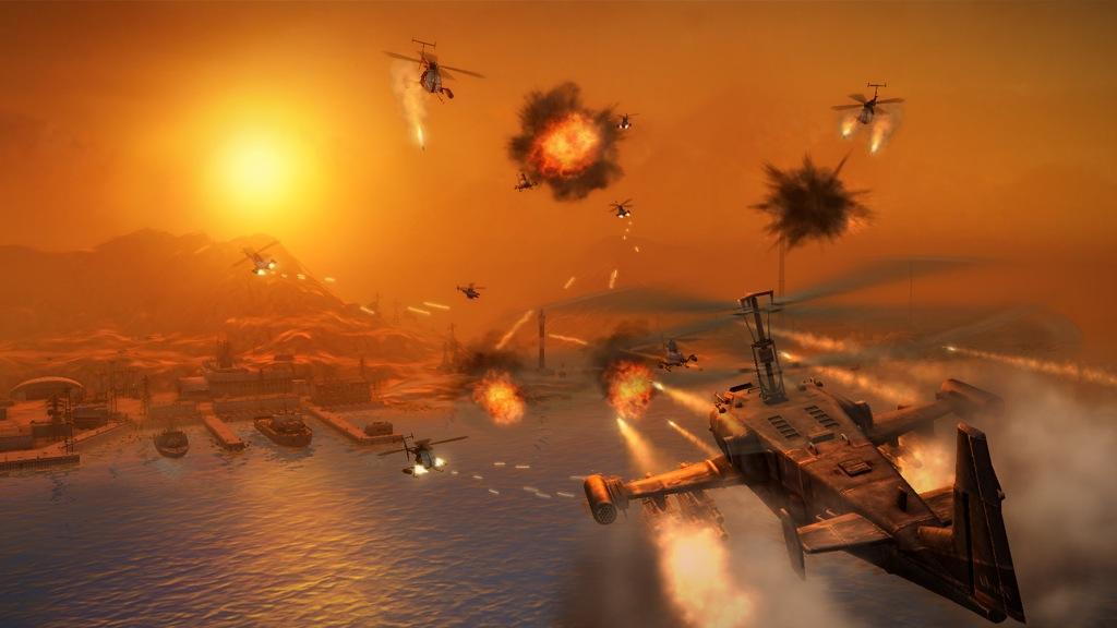 Ubisoft chystá akční hru s vrtulníky 70065