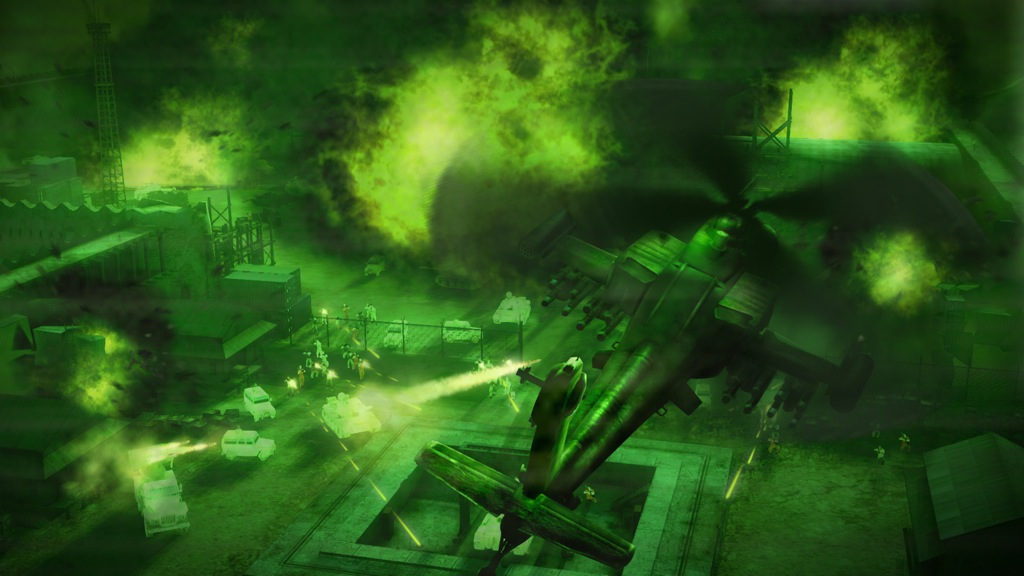 Ubisoft chystá akční hru s vrtulníky 70066