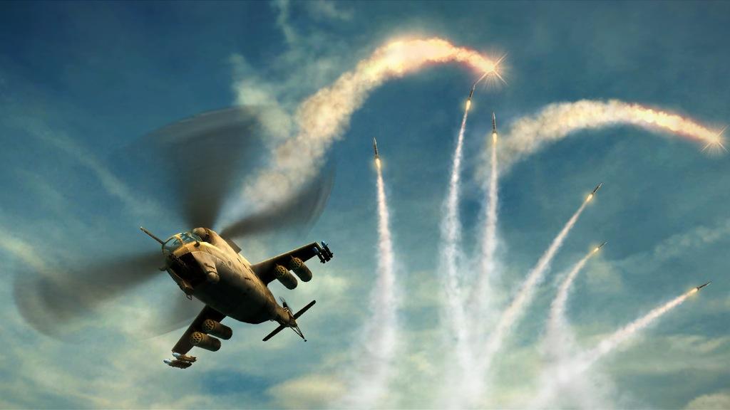 Ubisoft chystá akční hru s vrtulníky 70067