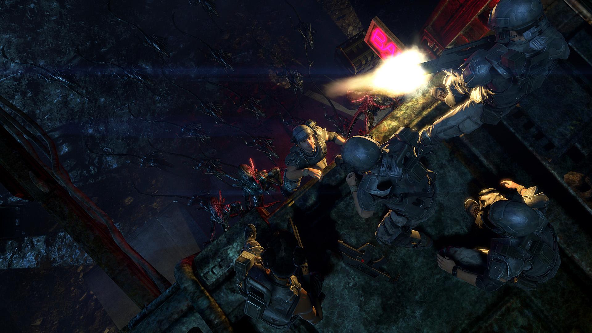 Screenshoty z Aliens: Colonial Marines 70136
