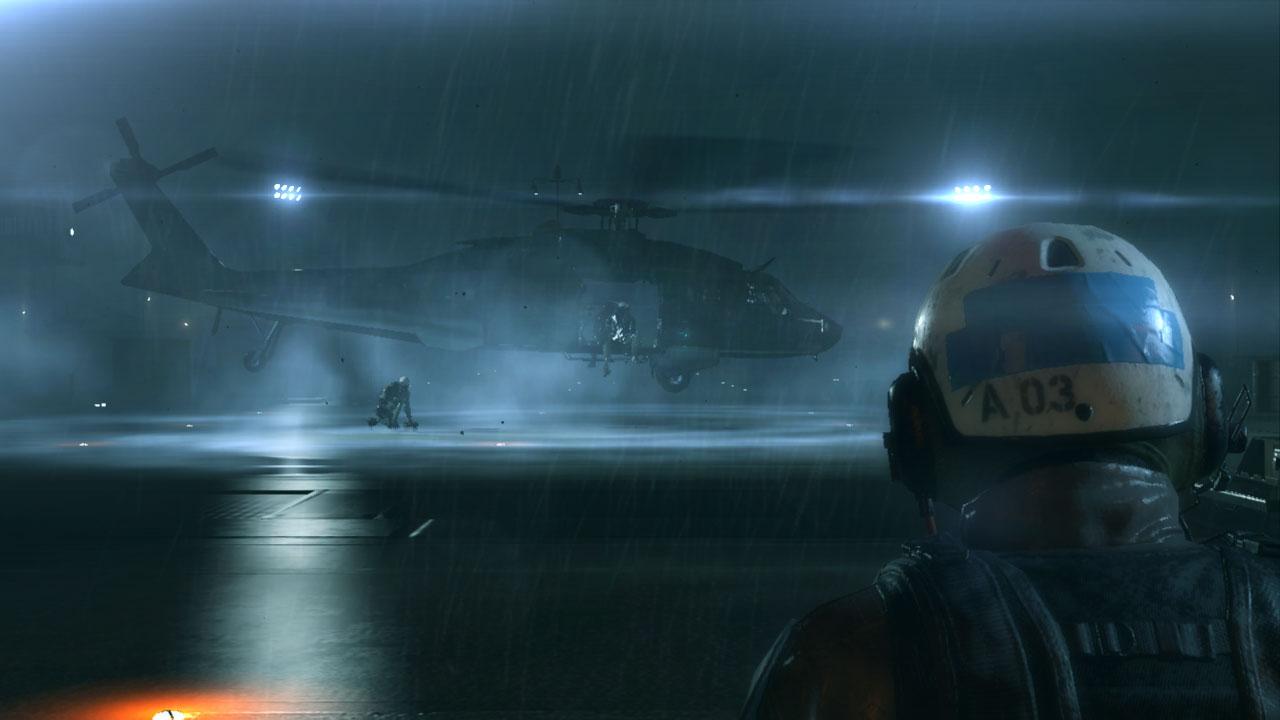 Metal Gear Solid: Ground Zeroes s denním a nočním cyklem 70168