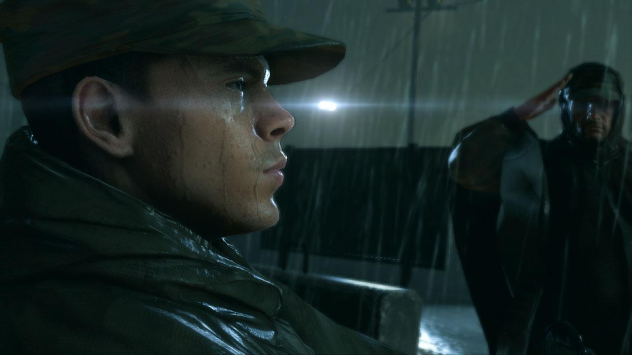 Metal Gear Solid: Ground Zeroes s denním a nočním cyklem 70169