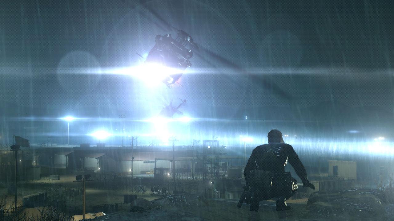 Metal Gear Solid: Ground Zeroes s denním a nočním cyklem 70170