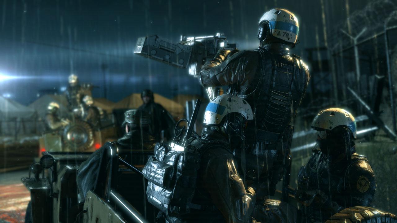 Metal Gear Solid: Ground Zeroes s denním a nočním cyklem 70172