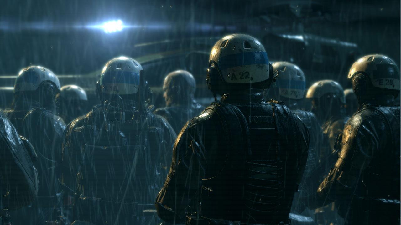 Metal Gear Solid: Ground Zeroes s denním a nočním cyklem 70173