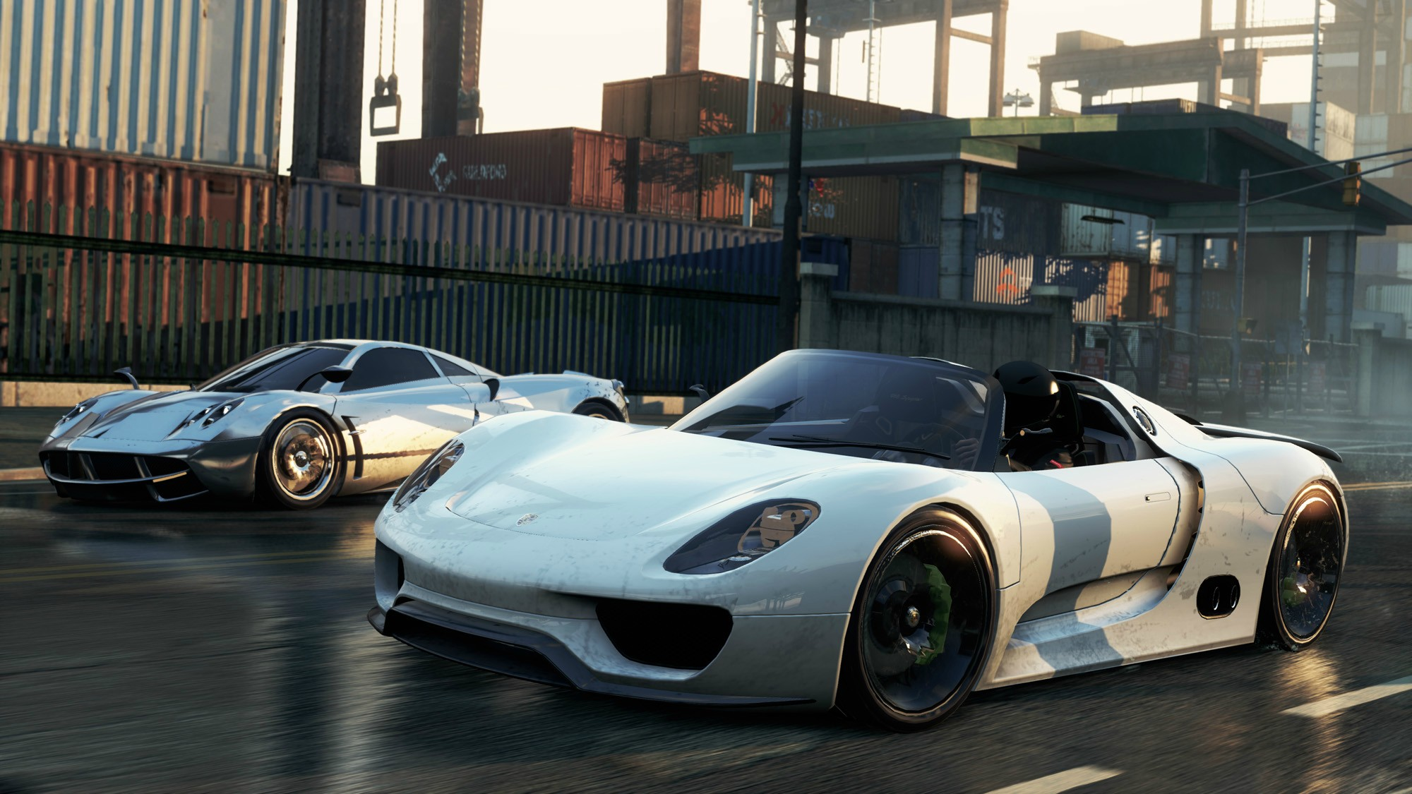 Need for Speed: Most Wanted – za volant po hlavě 70176