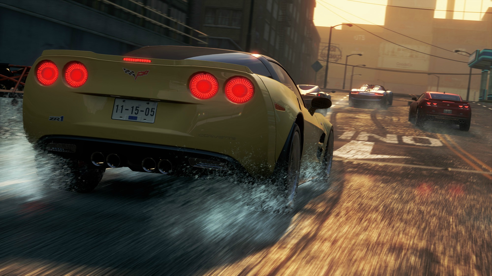 Need for Speed: Most Wanted – za volant po hlavě 70178