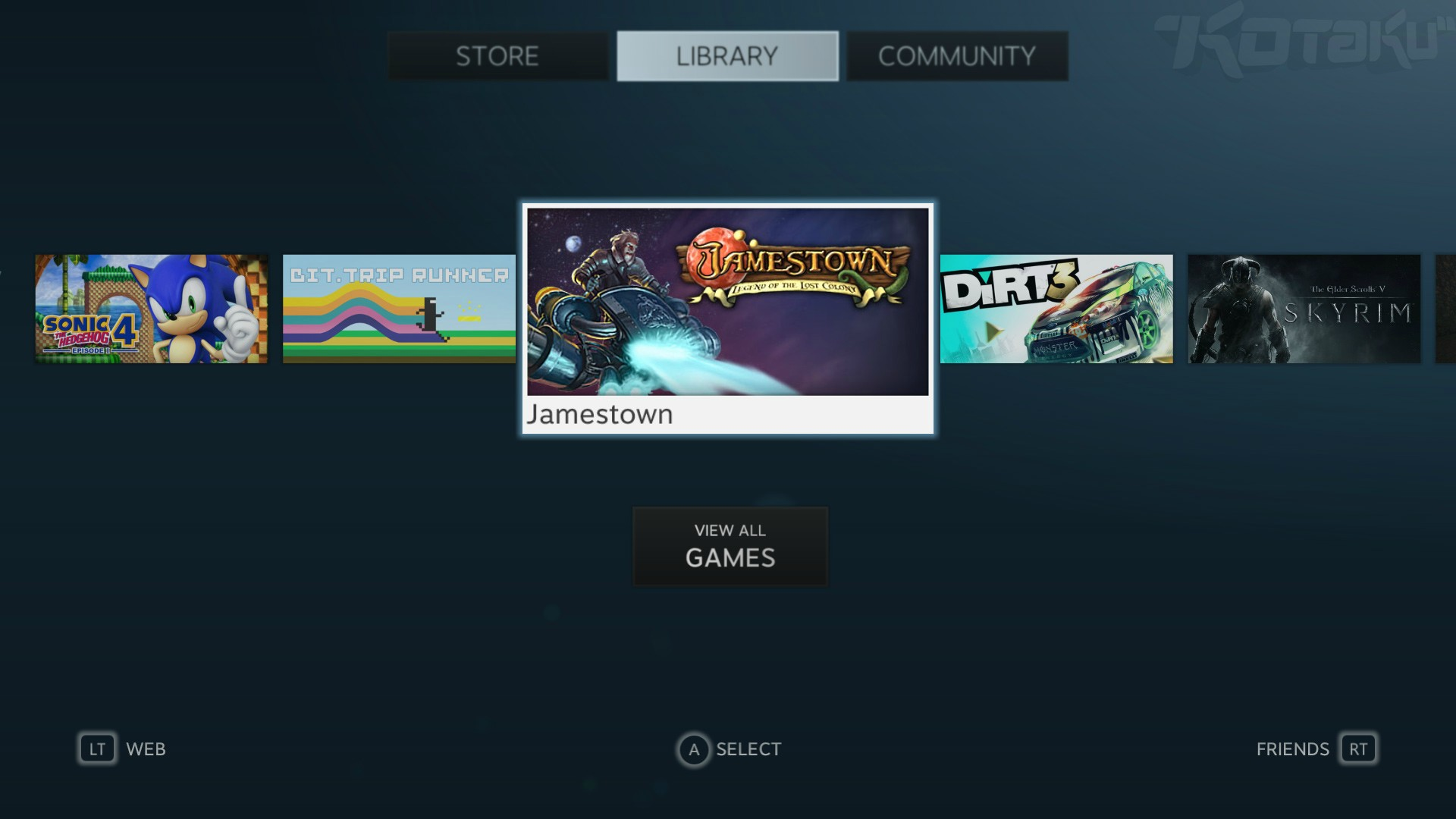 Dnes startuje beta Steam Big Picture módu 70194