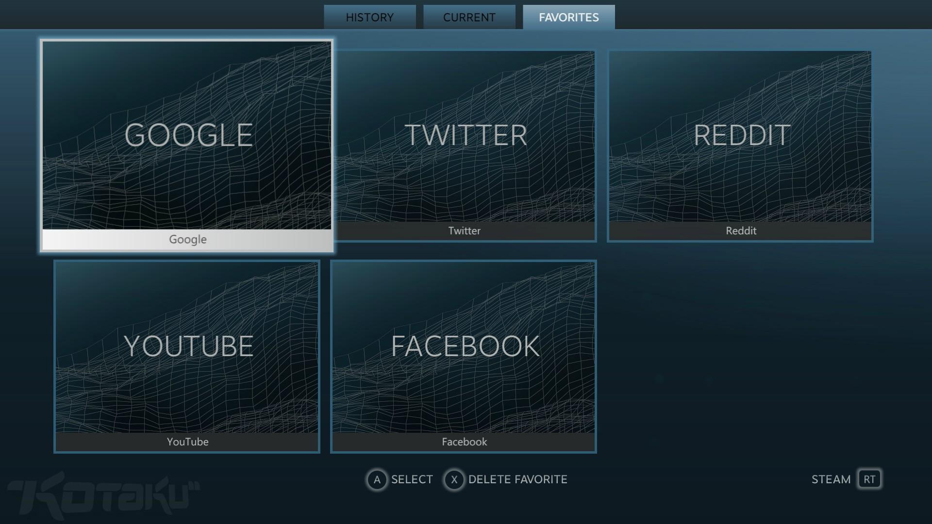 Dnes startuje beta Steam Big Picture módu 70196