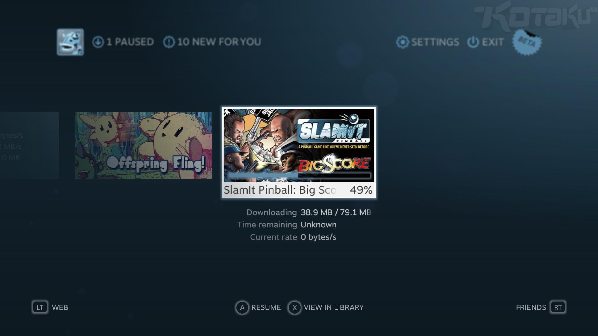 Dnes startuje beta Steam Big Picture módu 70201