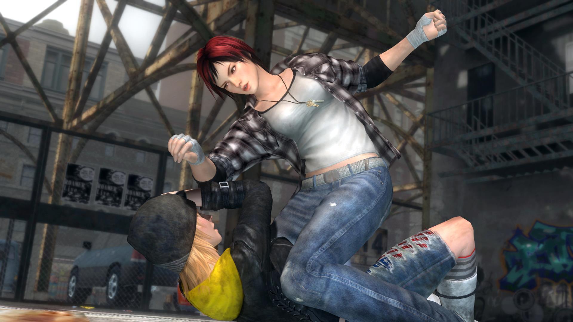 Dead or Alive 5 představuje bojovnici Milu 70215