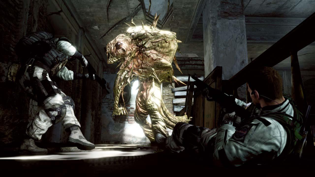 První recenze Resident Evil 6, samá pozitiva 70308