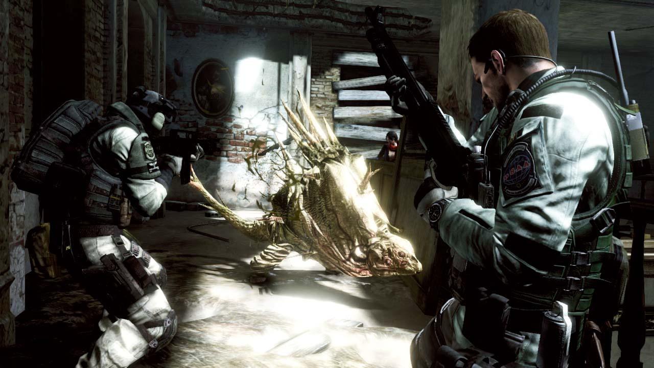 První recenze Resident Evil 6, samá pozitiva 70311