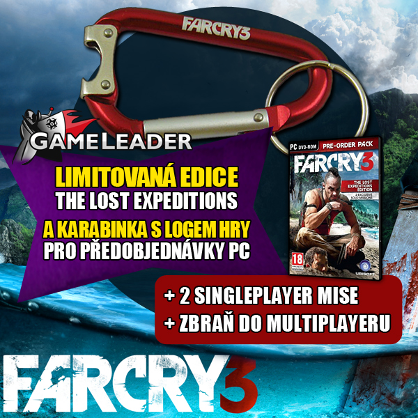 Far Cry 3: Lost Expeditions Edition jen do 30. září 70327