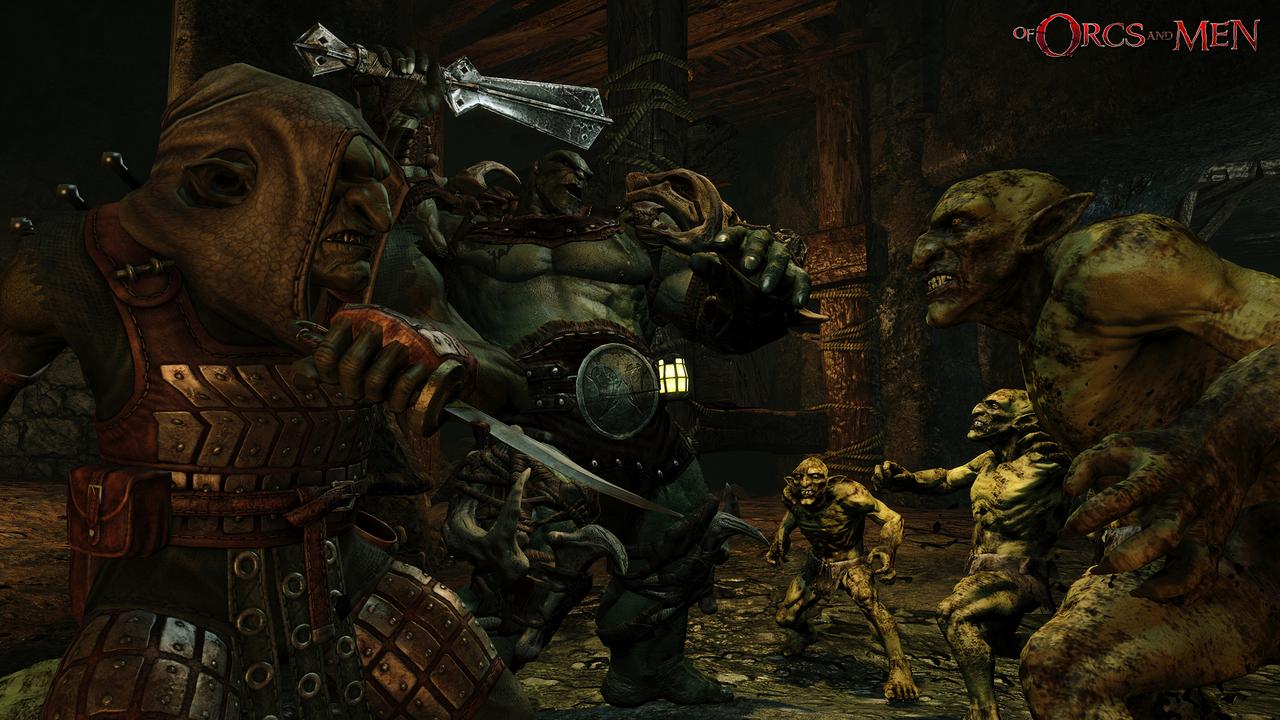 Nové obrázky z Of Orcs and Men 70433