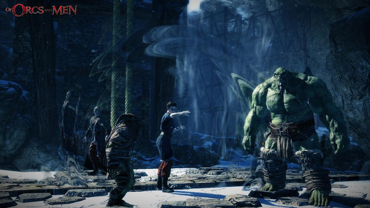 Nové obrázky z Of Orcs and Men 70434