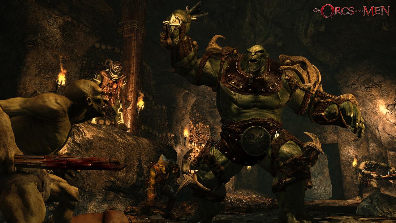 Nové obrázky z Of Orcs and Men 70435
