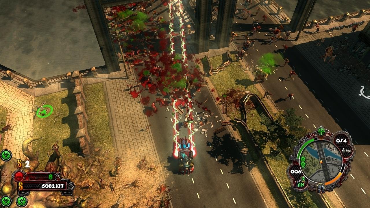 Zombie Driver se vrací v novém kabátku 70451