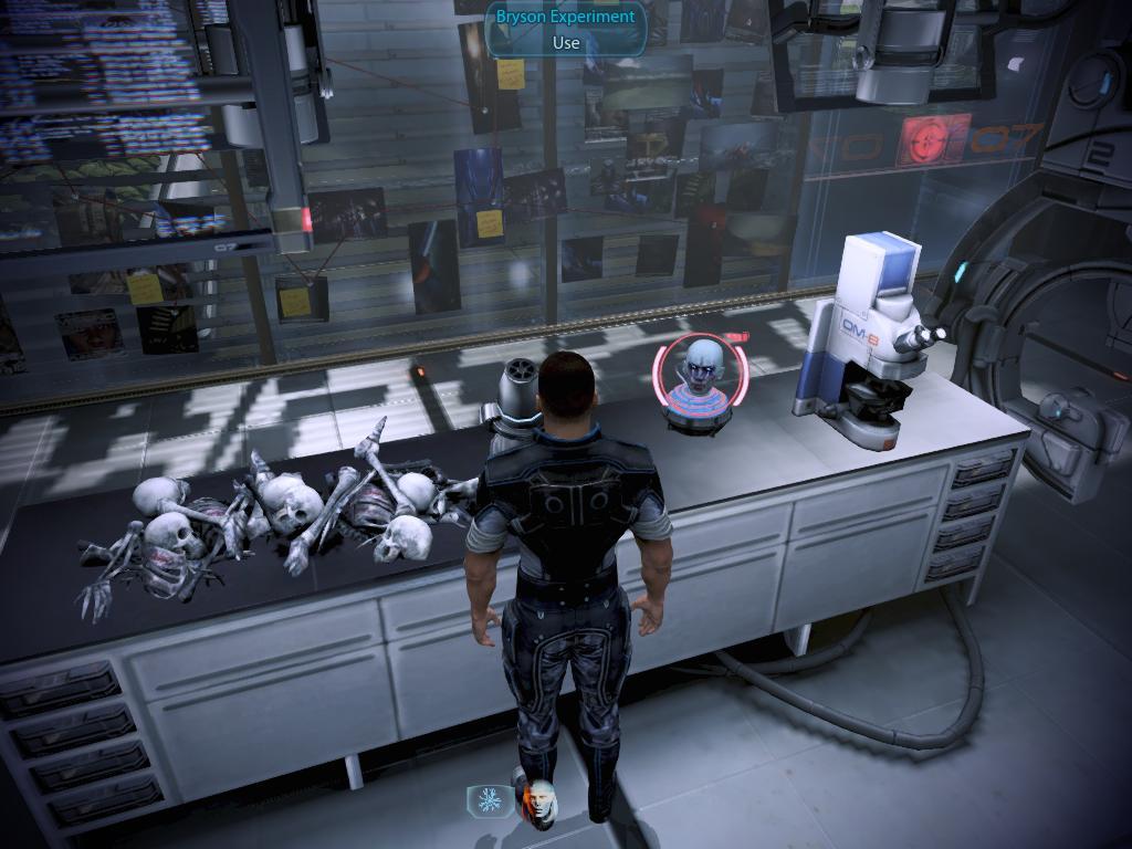 Mass Effect 3: Leviathan – z vesmíru na mořské dno 70460