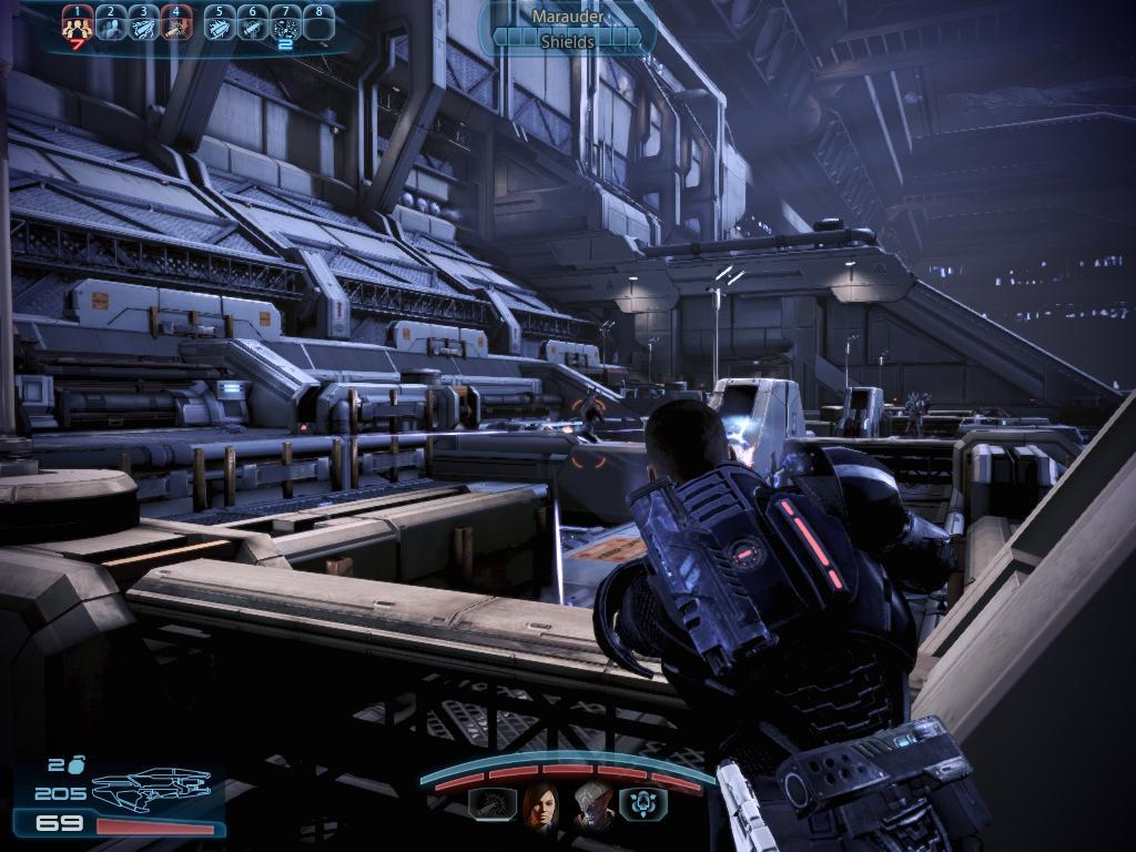Mass Effect 3: Leviathan – z vesmíru na mořské dno 70462