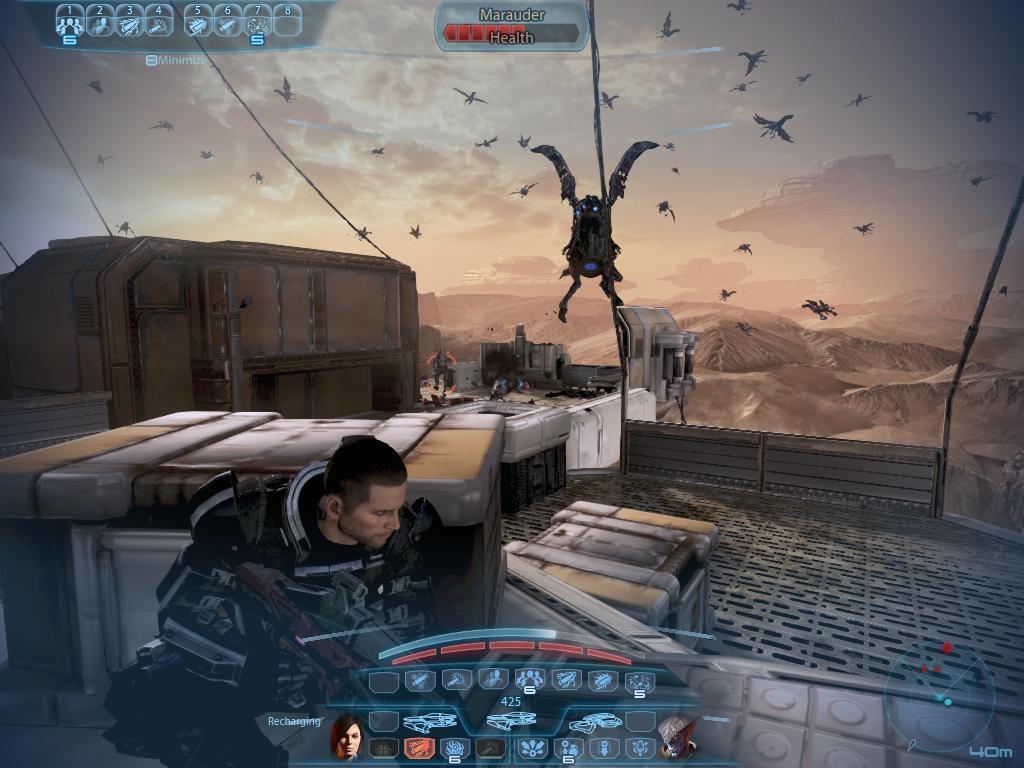 Mass Effect 3: Leviathan – z vesmíru na mořské dno 70463