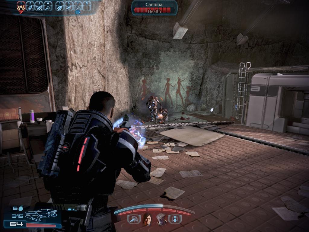 Mass Effect 3: Leviathan – z vesmíru na mořské dno 70464