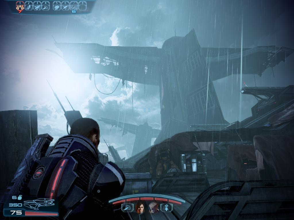 Mass Effect 3: Leviathan – z vesmíru na mořské dno 70465