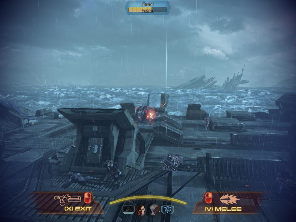 Mass Effect 3: Leviathan – z vesmíru na mořské dno 70466