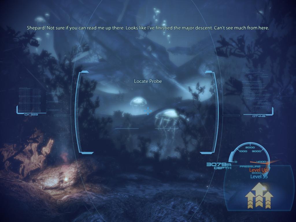 Mass Effect 3: Leviathan – z vesmíru na mořské dno 70467