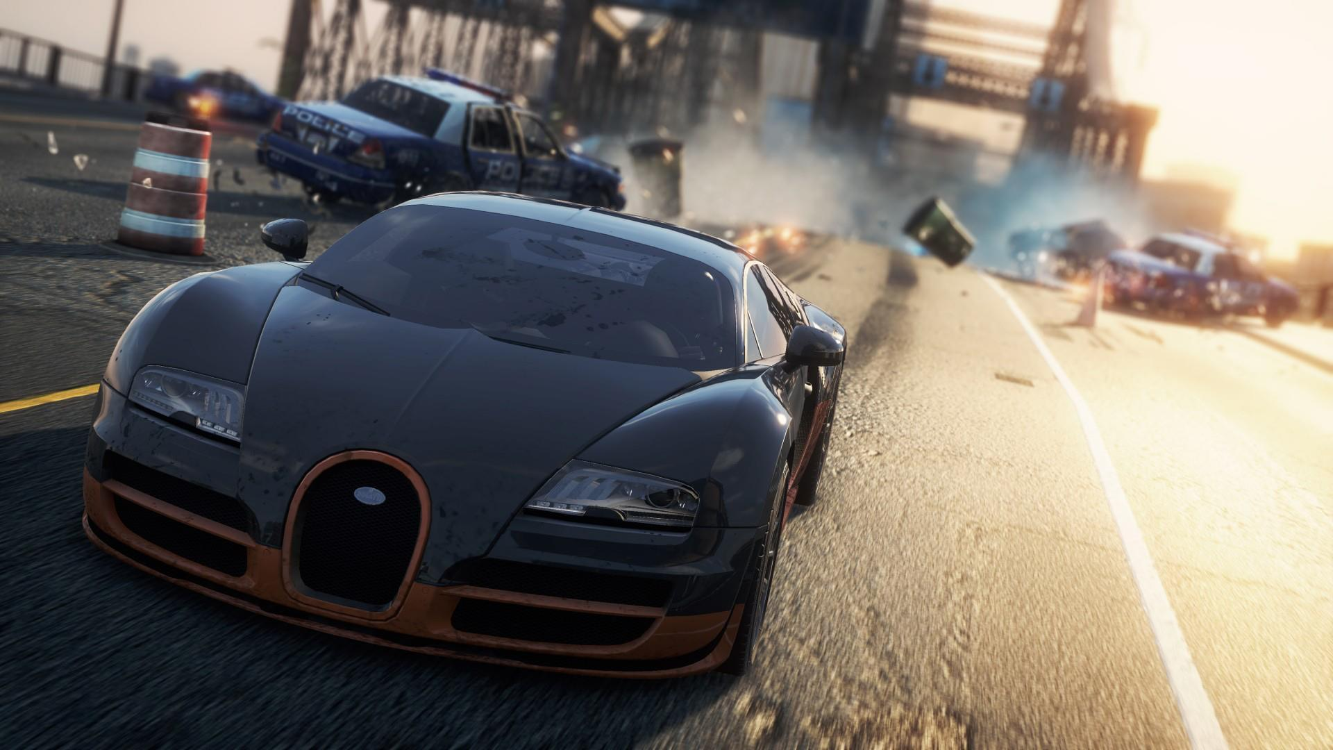 Need for Speed: Most Wanted – za volant po hlavě 70502