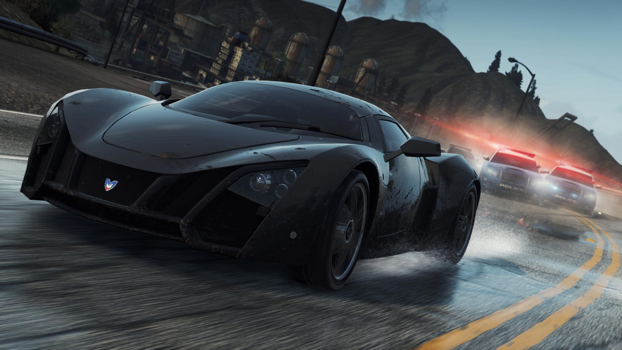 Need for Speed: Most Wanted – za volant po hlavě 70505