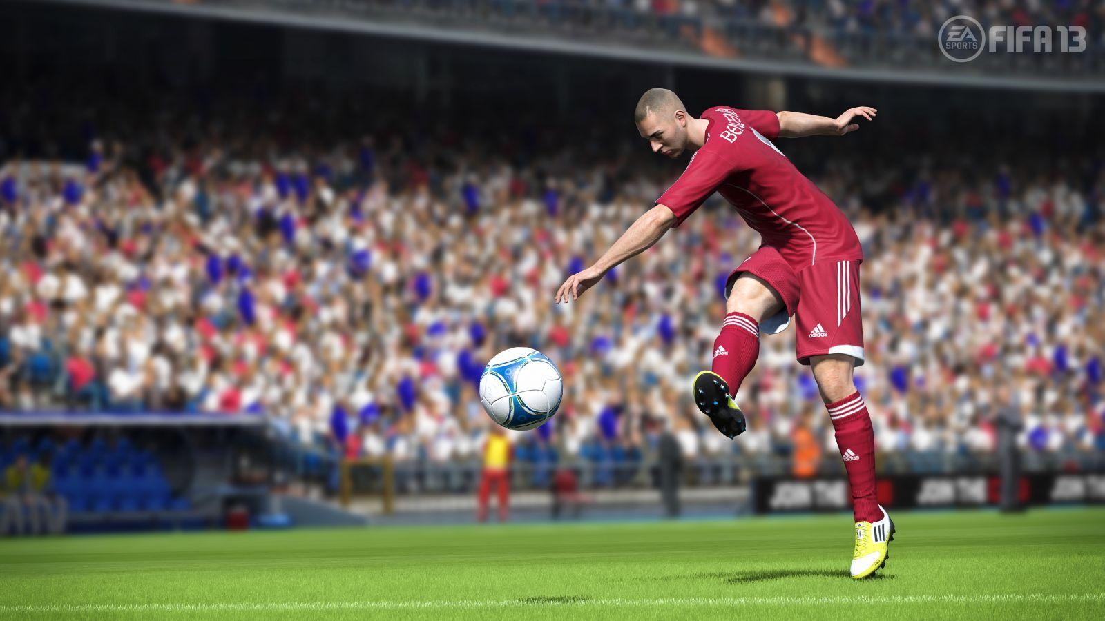 FIFA 13 – fotbálek jedna báseň 70574