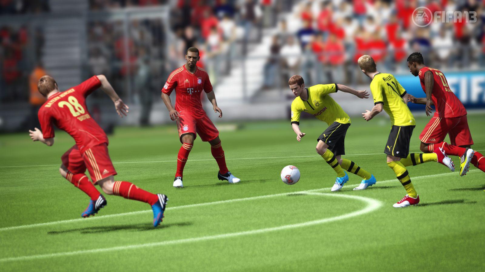 FIFA 13 – fotbálek jedna báseň 70580