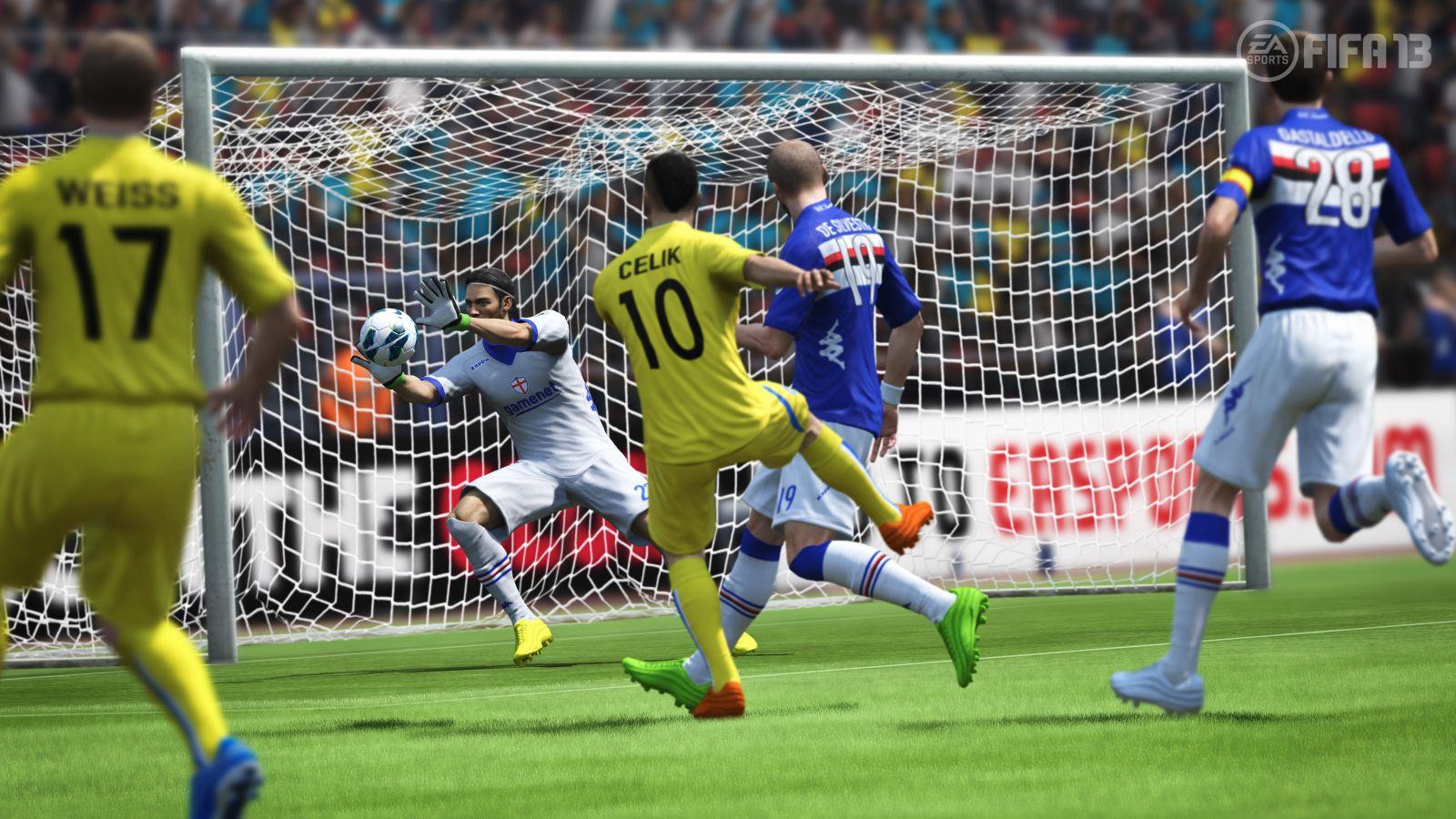 FIFA 13 – fotbálek jedna báseň 70584