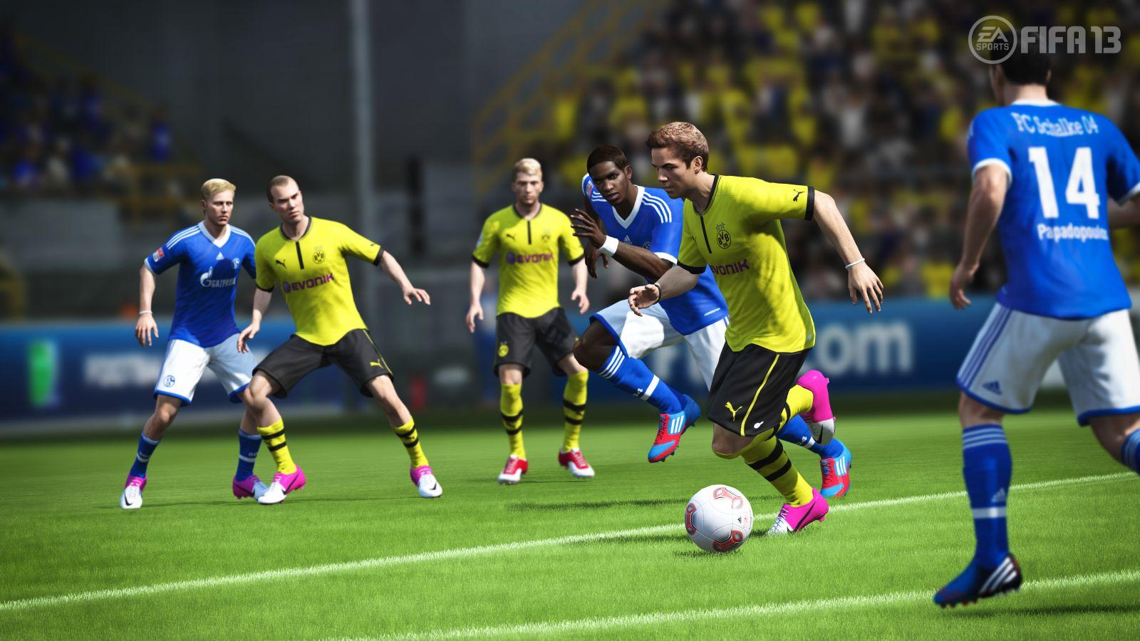 FIFA 13 – fotbálek jedna báseň 70588