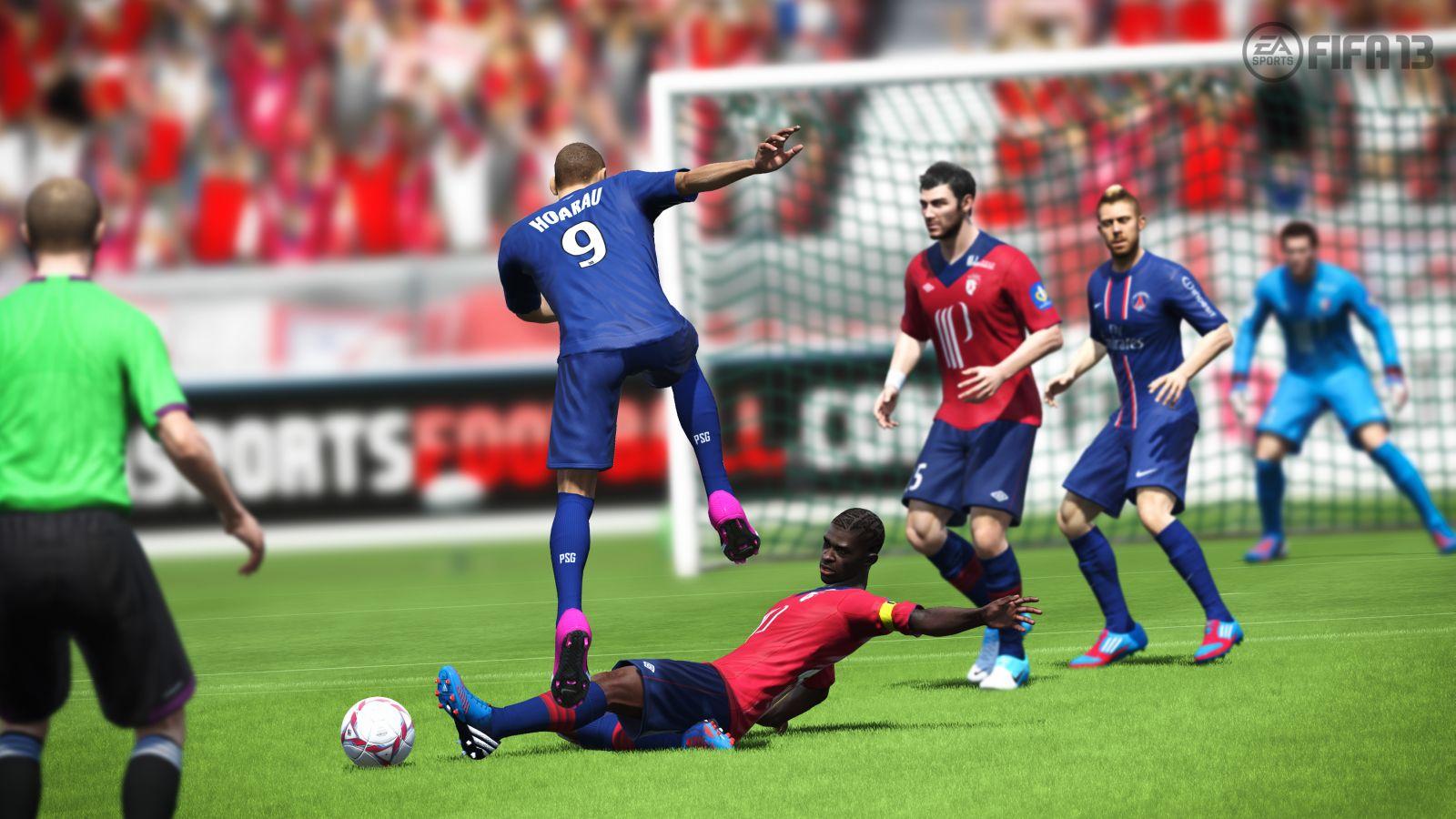 FIFA 13 – fotbálek jedna báseň 70591