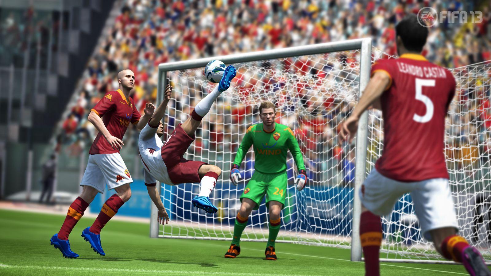 FIFA 13 – fotbálek jedna báseň 70592