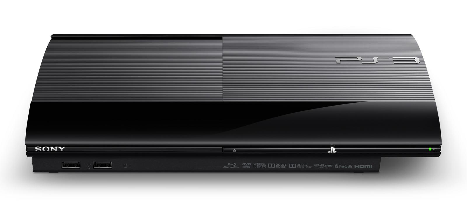 Nový PlayStation 3 model skutečností 70595