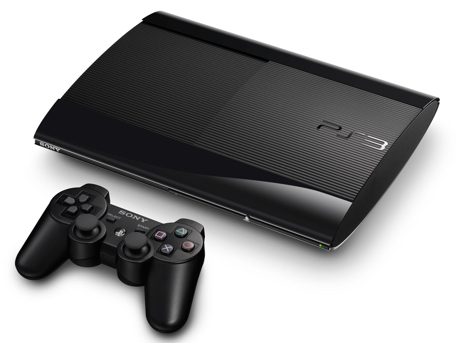 Nový PlayStation 3 model skutečností 70596