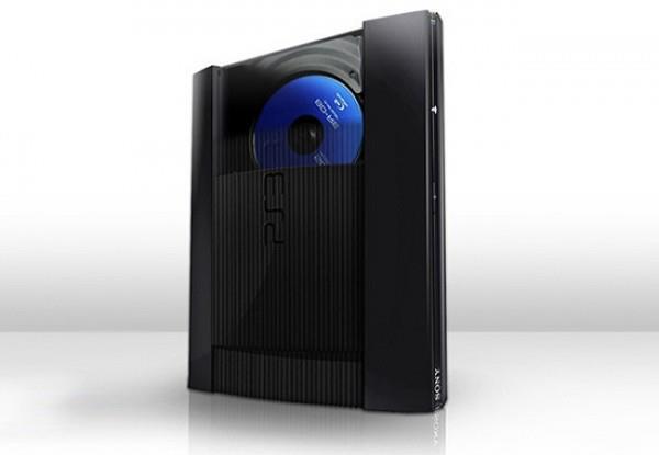 Nový PlayStation 3 model skutečností 70597