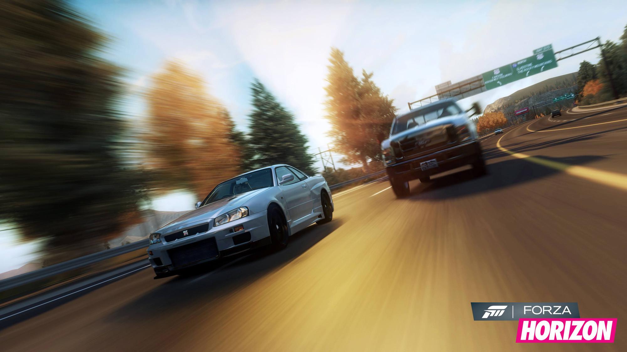 Forza Horizon: svižný výlet do Colorada 70615
