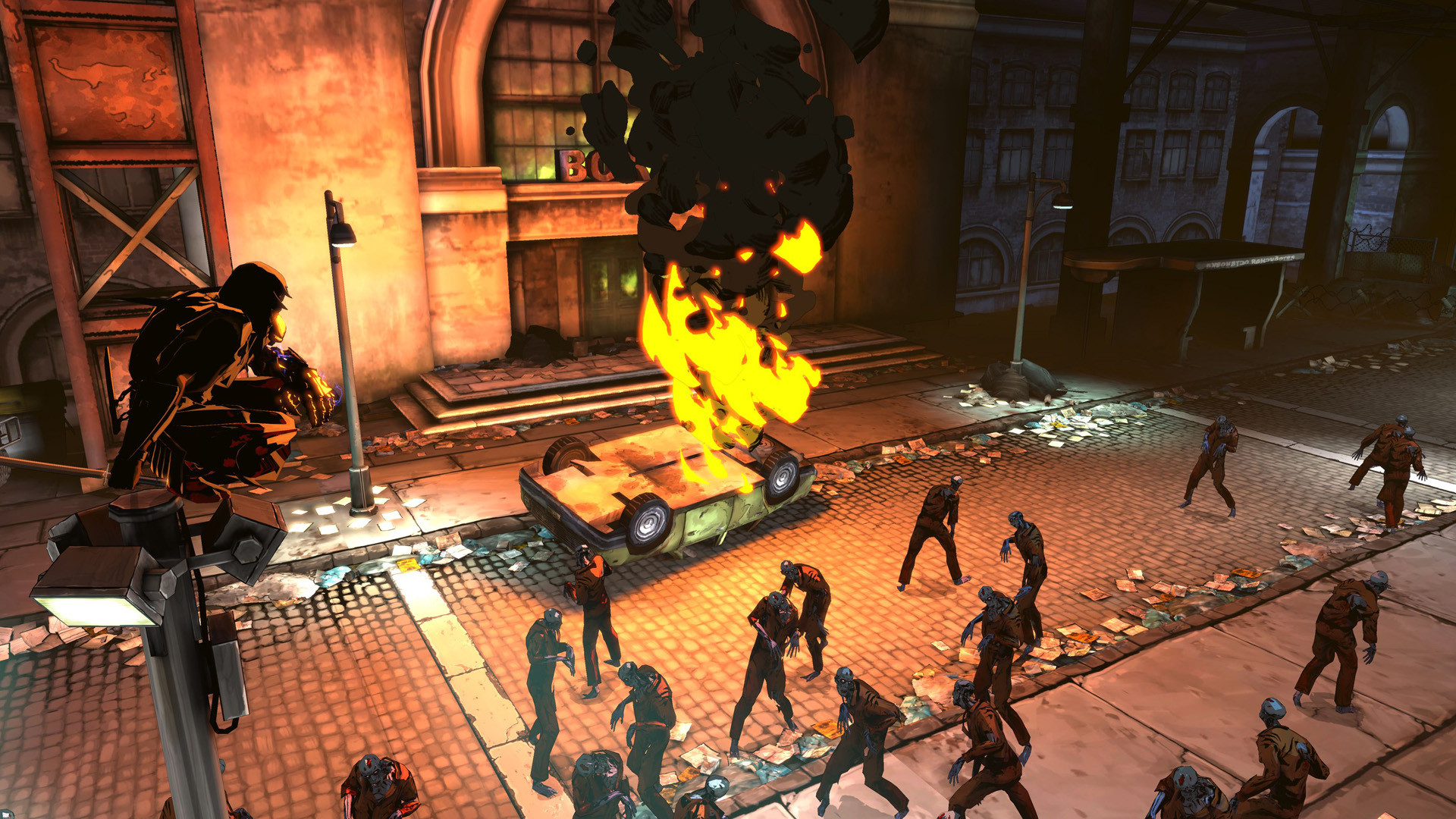 Krev zombíků z Yaiba: Ninja Gaiden Z bude stříkat i na PC 70654