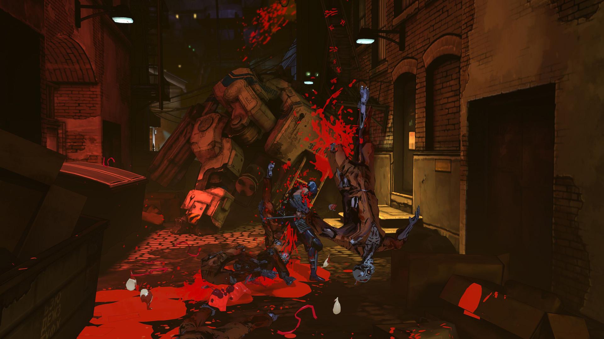 Krev zombíků z Yaiba: Ninja Gaiden Z bude stříkat i na PC 70655