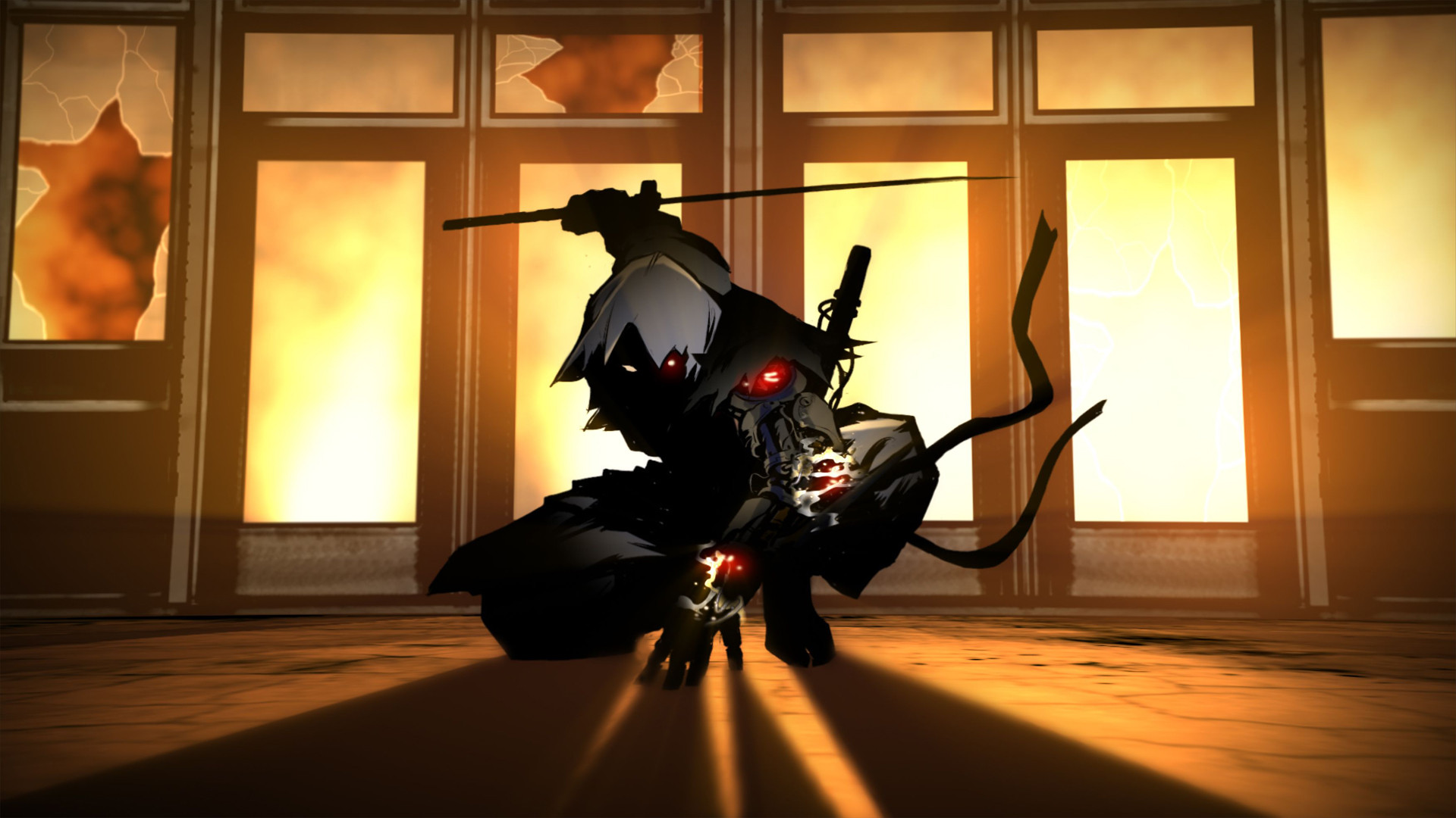 Pohlednice z Yaiba: Ninja Gaiden Z 70656