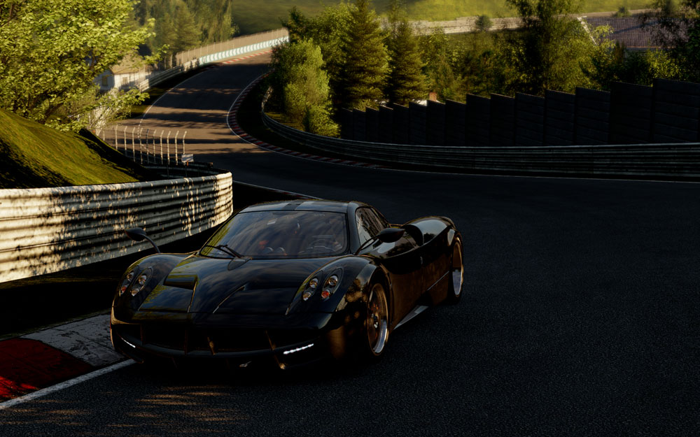 Screenshoty z Project CARS 70669