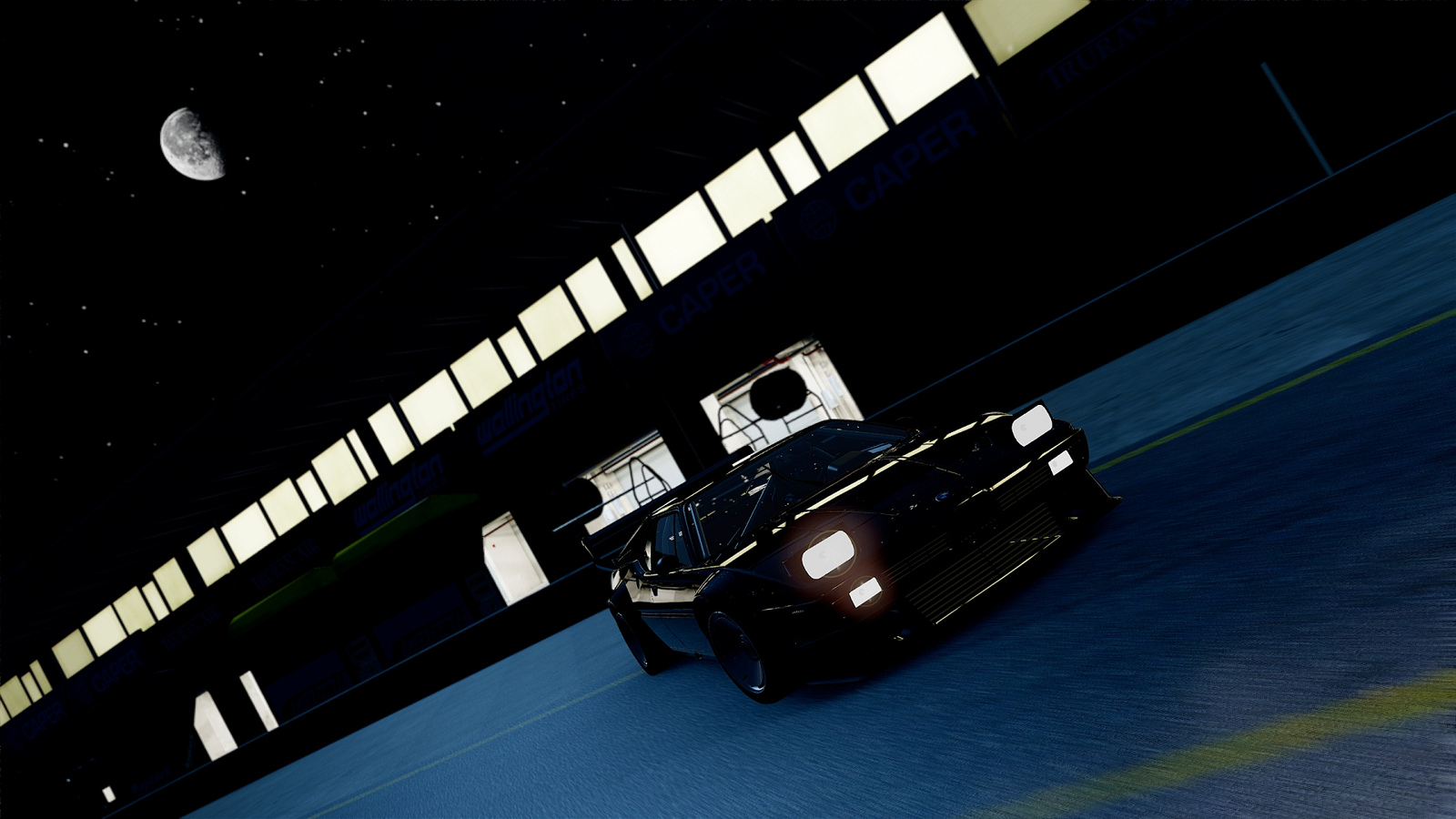 Screenshoty z Project CARS 70672