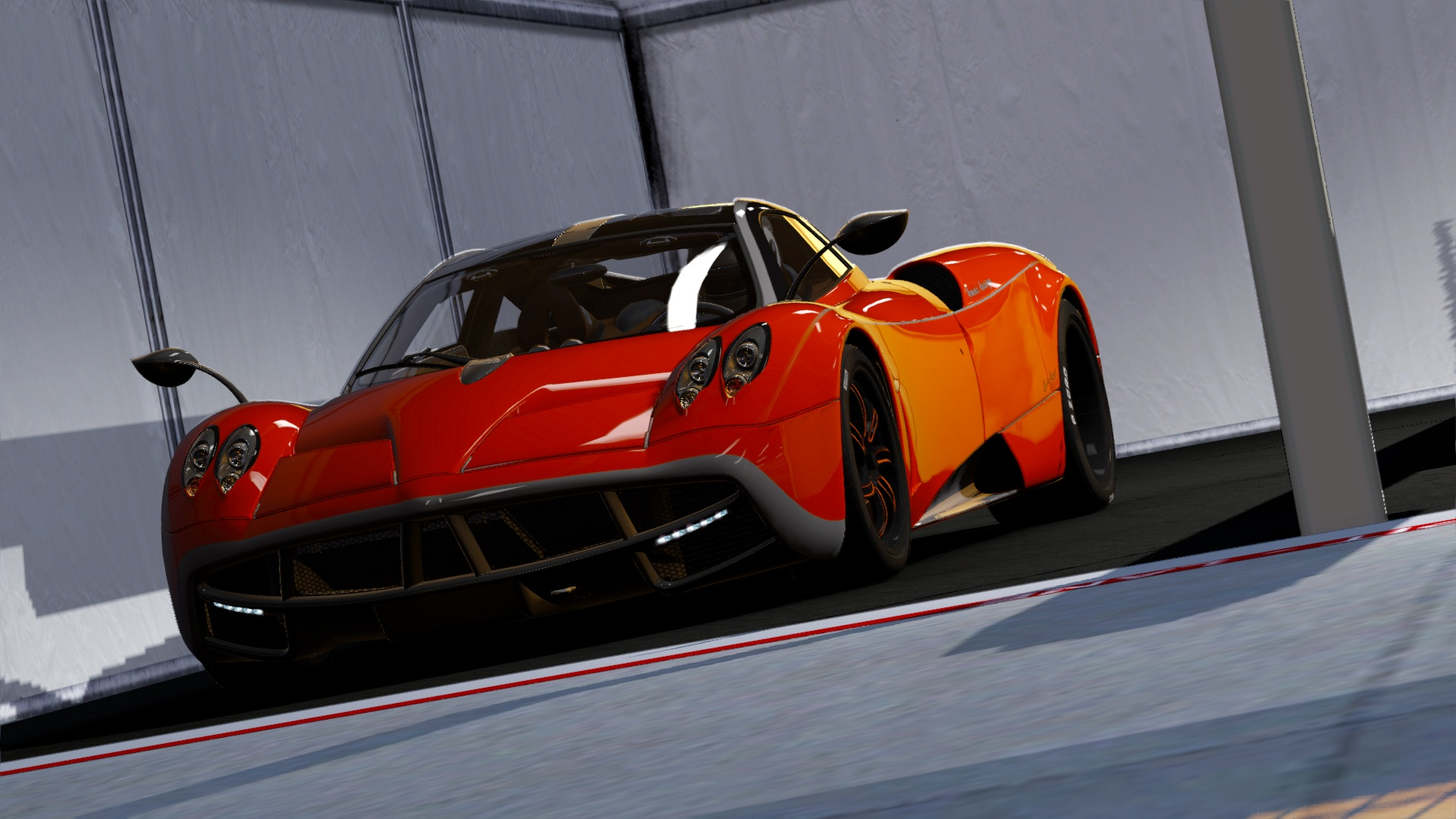 Screenshoty z Project CARS 70677